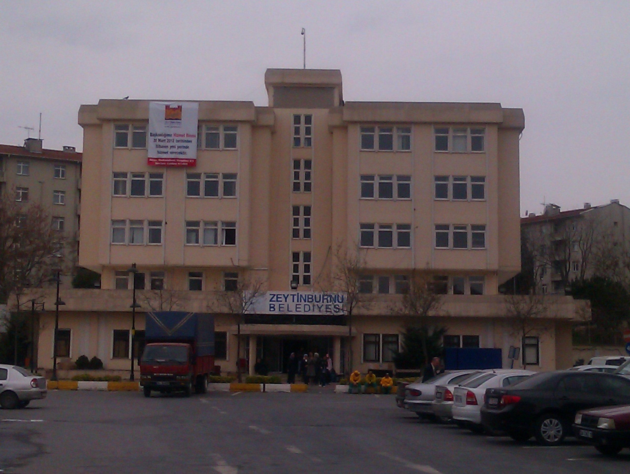 hizmet binası